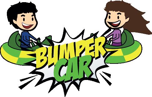 Manège Bumper Car | Location de voiture gonflable, sur Grenoble et en Isère